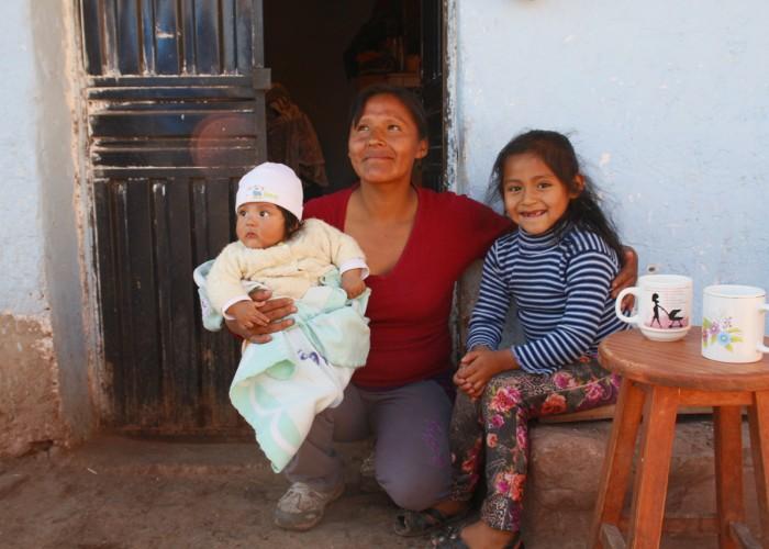 Asumi und ihre Familie